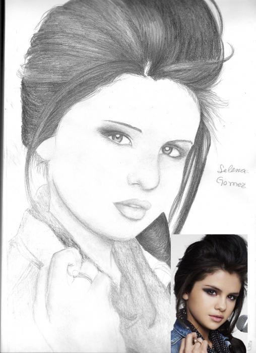 Selena Gomez by Katherine.JB.15